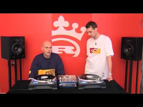 DJ Troubl 3 Click  Tuto Scratch