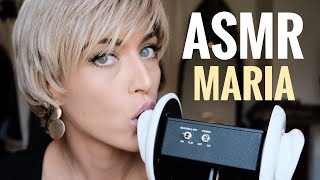 ASMR Gina Carla 🙎🏼‍♀️ Let MARIA #Trigger Your Ears! My Evil Twin!