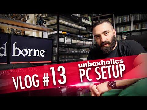 Vlog #13: Το PC Setup του Σάκη