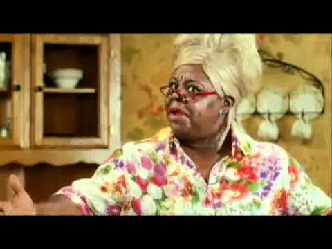 """TYLER PERRY'S FIRST ANIMATED FAMILY FILM, """"TYLER PERRY'S MADEA'S"""