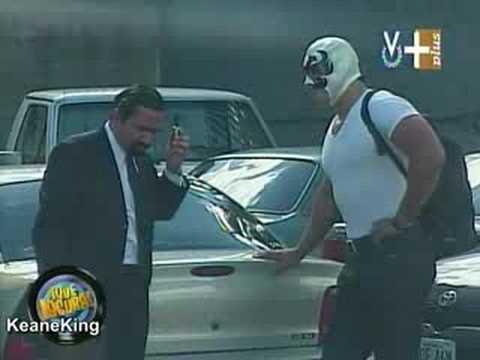 Inspector Rodriguez vs Dos Caras
