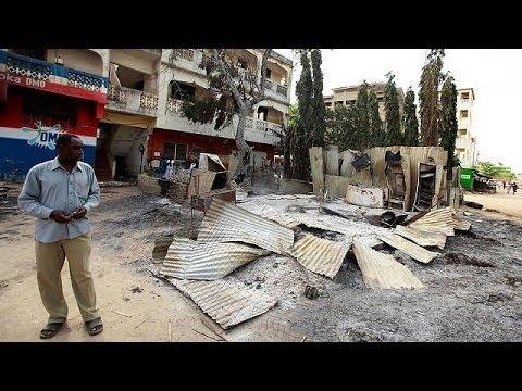 Al Shabaab 'claims responsibility' for Kenya attack