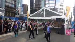 Street Dance at Granville Street