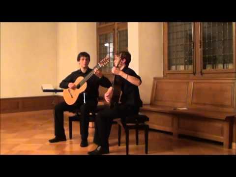 Duo Sueño - Tango Suite Nr.1 - Astor Piazzolla