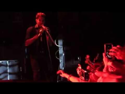 Trespassing + Another One Bites The Dust | Adam Lambert iHeart Radio Civic Theatre NZ 2015