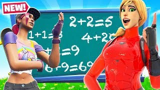 2 Boys SOLVING PUZZLES in Fortnite