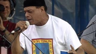 Al Jarreau We 39 Re In This Love Together 8 10 2004 Newport Jazz Festival Official