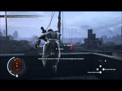 Assassin's Creed Syndicate - Mission de sabotage sur la Tamise