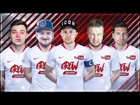 DIE KOMPLETTE ESKALATION ist ZURÜCK 😱😂 FIFA 18 CREW Pro Clubs #1 thumbnail