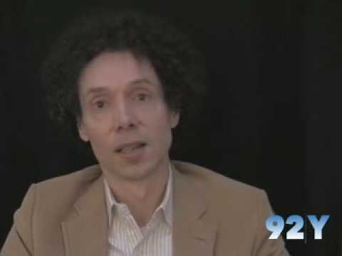 0 92nd Street Y Mindcapsules: Malcolm Gladwell