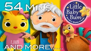 Little Baby Bum | Cock-a-Doodle-Doo | Nursery Rhymes for Babies | Songs for Kids