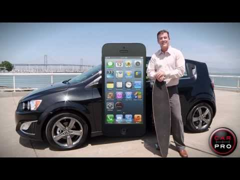 2013 Chevy Sonic RS Review & Test Drive by Chris Leary for The Car Pro