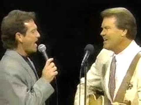 Glen Campbell and Larry Gatlin-