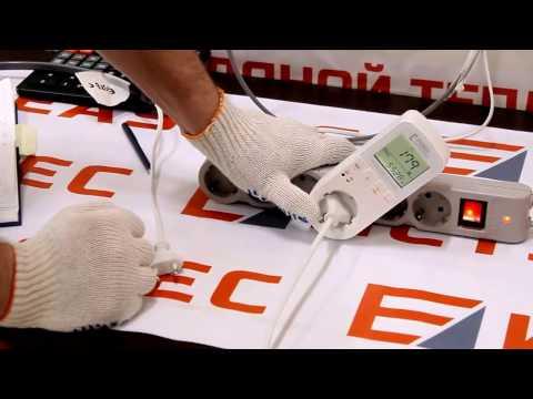 Тест греющих кабелей и их отличия
