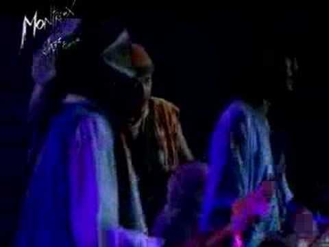 Tinariwen&Carlos Santana : Amassakoul
