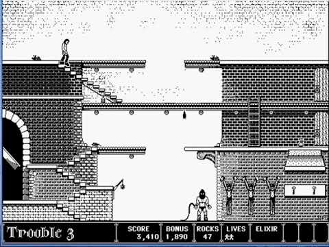 Dark Castle Original Macintosh Version!