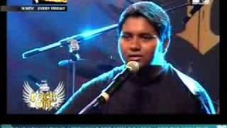Rahi Chakraborty - Soundbox (MTV Rock On Kolkata Auditions)
