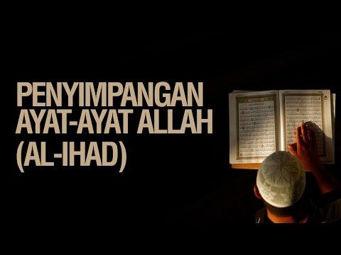 Penyimpangan Ayat-Ayat Allah (AL - ILHAD) - Ustadz Khairullah Anwar Luthfi