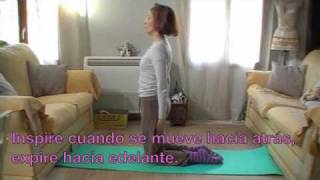 5 Ritos tibetanos de la eterna juventud. 5 Tibetan Rites of Eternal Youth. Yoga Ecodaisy.
