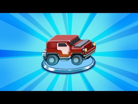 Auto Cruise - Idle Car Merger thumb