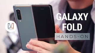 Samsung Galaxy Fold Hands-on: The Redo!