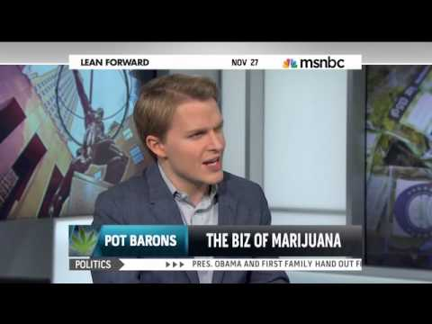 MSNBC's Ronan Farrow Show with Steve Janjic of Amercanex