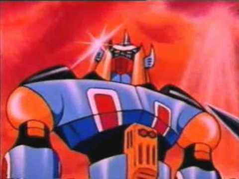 Sigle cartoni animati Gakeen Magnetico robot