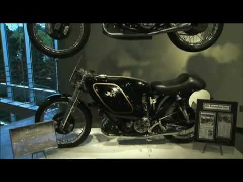 MotorWeek FYI: Barber Vintage Motorsports Museum