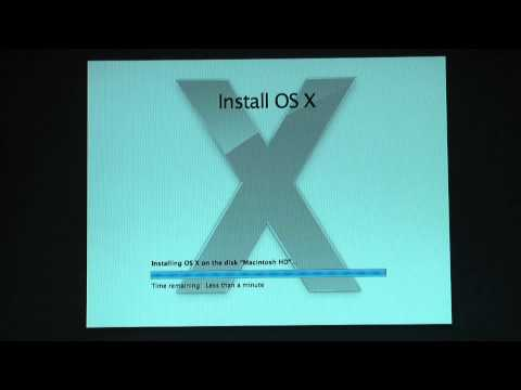 OS X: How to Install Mountain Lion (TUTORIAL/REVIEW)