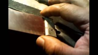 Точилка для ножей своими руками из зажигалки и 5
