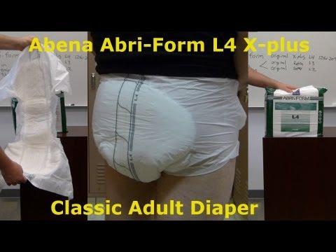 Abena Abri-Form original classic x-plus 4163