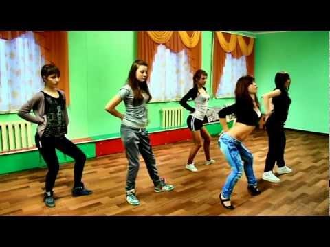 Видеоурок современного танца - видео