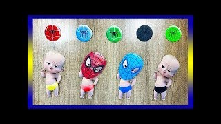Learn Colors and Names via SuperHero | Learning Video for Kids | Toys For Kids