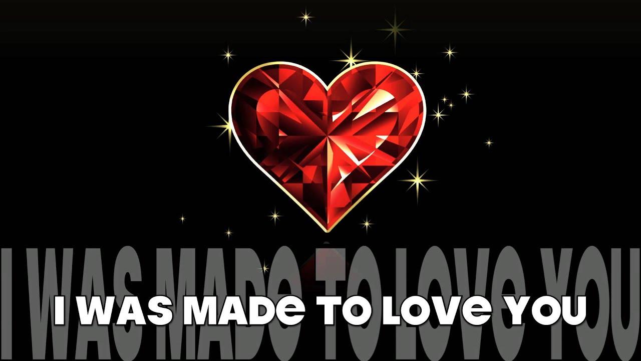 I was made to love you toby mac lyrics