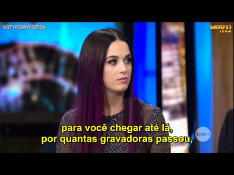 KPBR - Entrevista Katy Perry no The Project na Australia 29.06.2012 (Legendado)