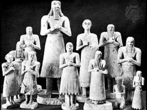 Arte e Mistérios na Mesopotamia