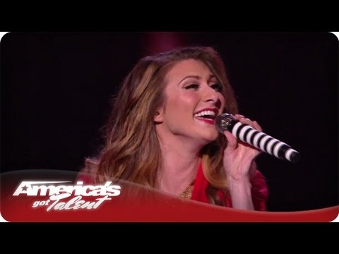 Karmin Hello - America's Got Talent video