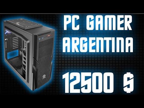 PC Gamer ARGENTINA 2016 | $12.500 | Gama media (Intel)