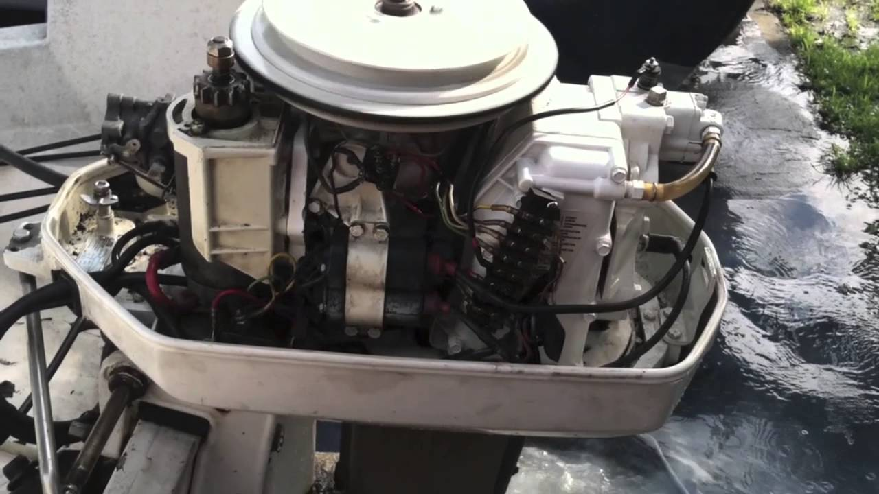 5 Hp Electric Outboard Boat Motor