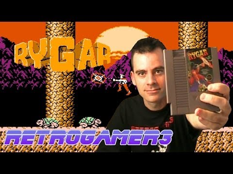 Rygar Review by RetroGamer3