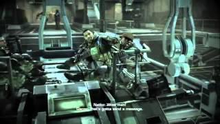 Killzone 2   Chapter 1 Corinth River Sev, Garza, Rico & Natko Invade & Combat on Helghan PS3