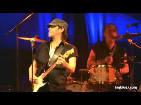 Hamburg Blues Band feat. Clem Clempson - Rockin' Chair - Live 2008