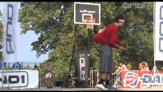 AND1 Streetbasket 4 on 4   Belgrade