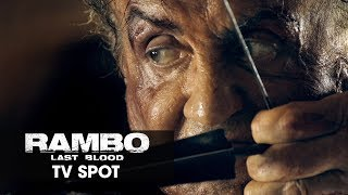 "Rambo: Last Blood (2019 Movie) Official TV Spot ""OLD SCHOOL"" — Sylvester Stallone"