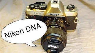 Introduction to the Nikon FM10, Video 1 of 3