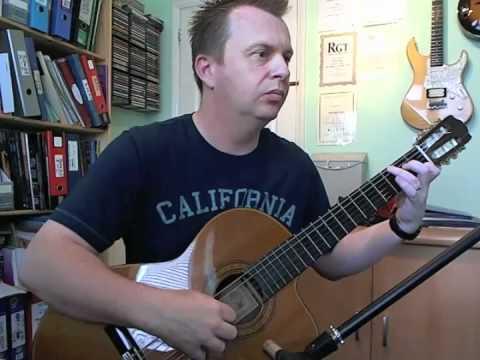 Cubana - Trinity Guitar Grade 2
