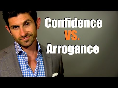 Confident Or Arrogant | Which One Are You? video