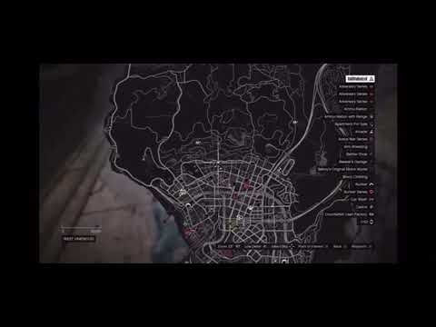 2020 GTA 5 New Easter Egg Original Video