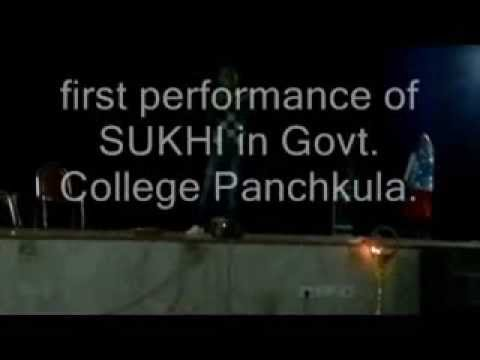 First Performance By Yaar Dildar Sukhi Govt Collage Panchkula video