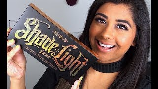 NEW Kat Von D Shade + Light GLIMMER Palette ✨ WORTH THE HYPE?!